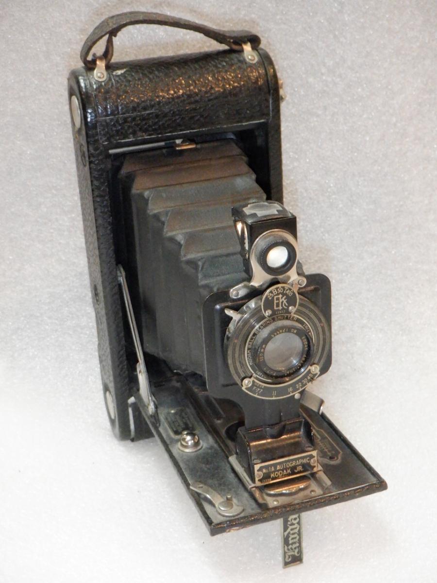 Kodak #1A Autographic
