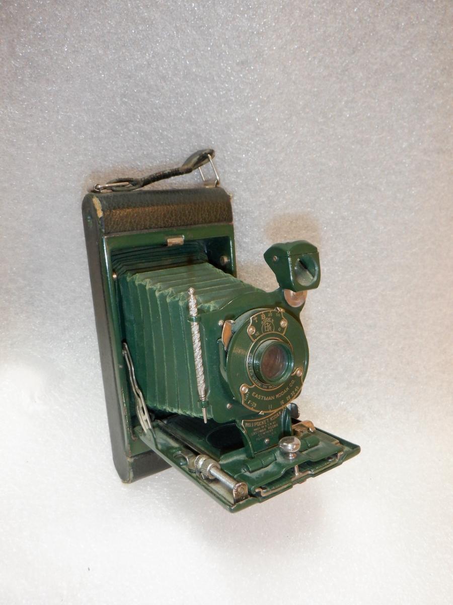 #1 Pocket Kodak
