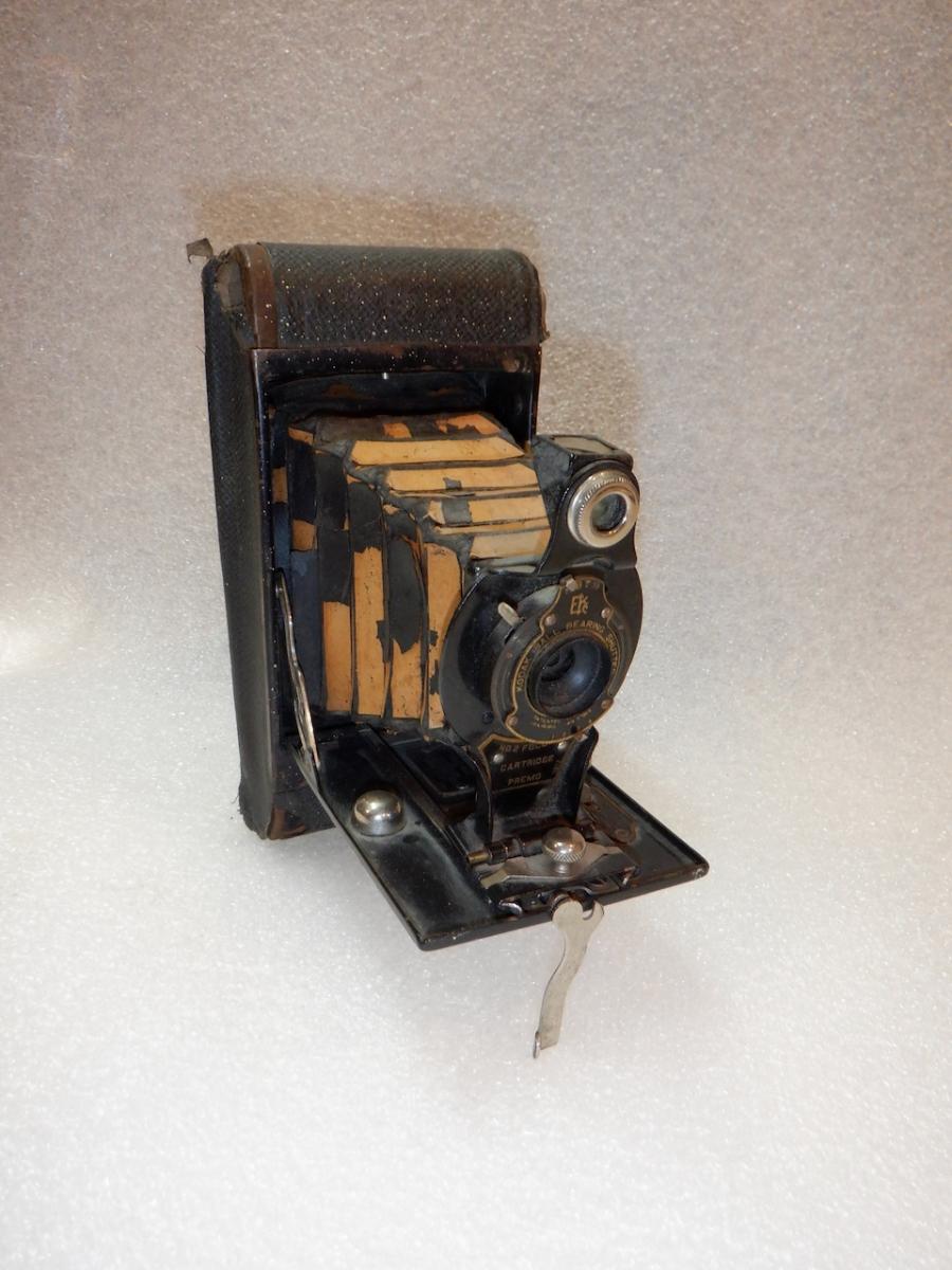 Kodak #2 folding