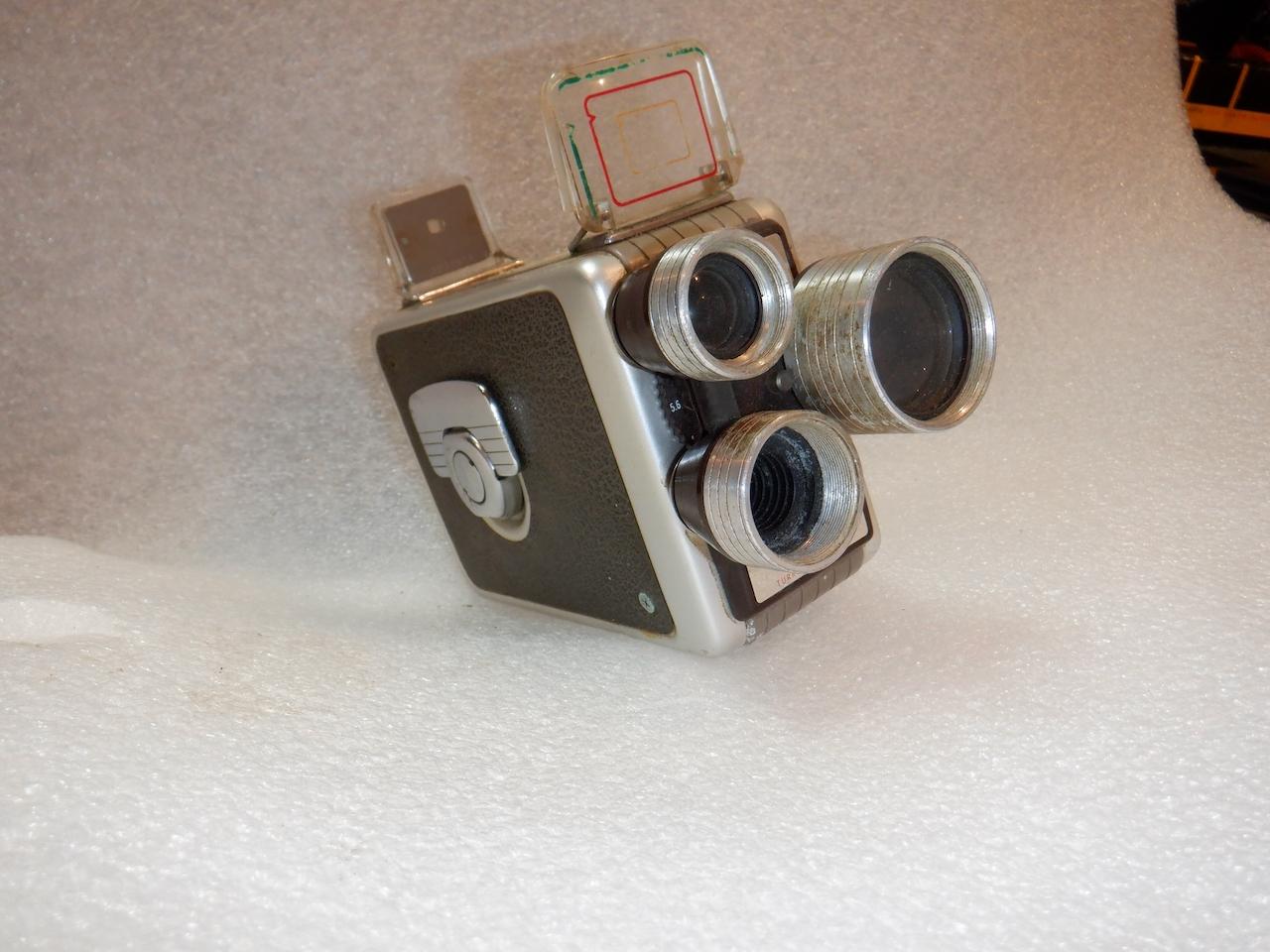Kodak Movie Camera