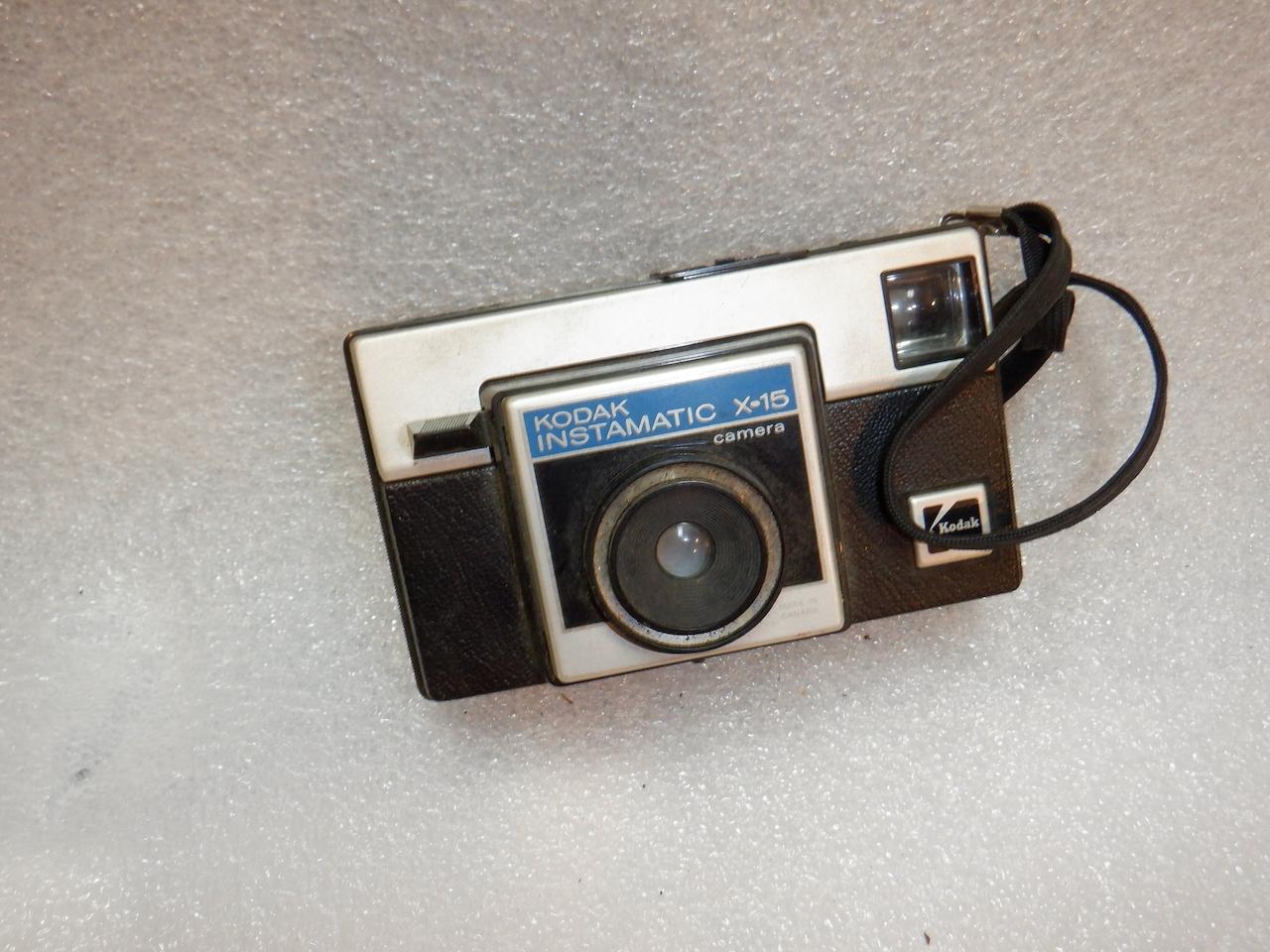 Kodax Instamatic x-15