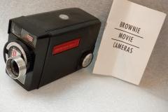 Brownie Hawkeye Movie Camera